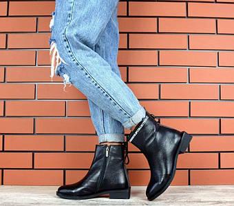 Демисезонные ботиночки Натуральная замша