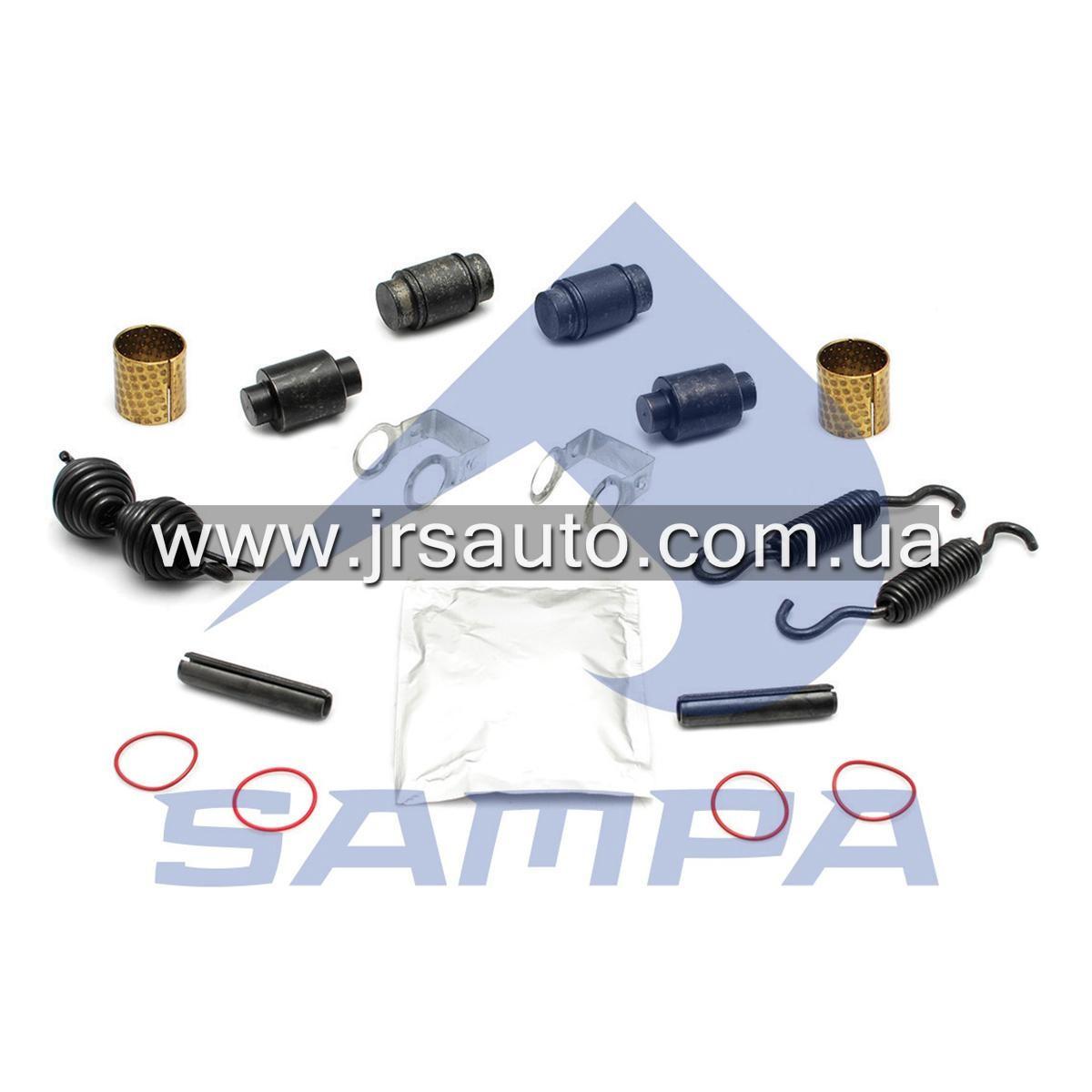 Ремкомплект колодки тормозной ROR AXL117 d19 d31,7x55,5 \AXL117 \ 085.510
