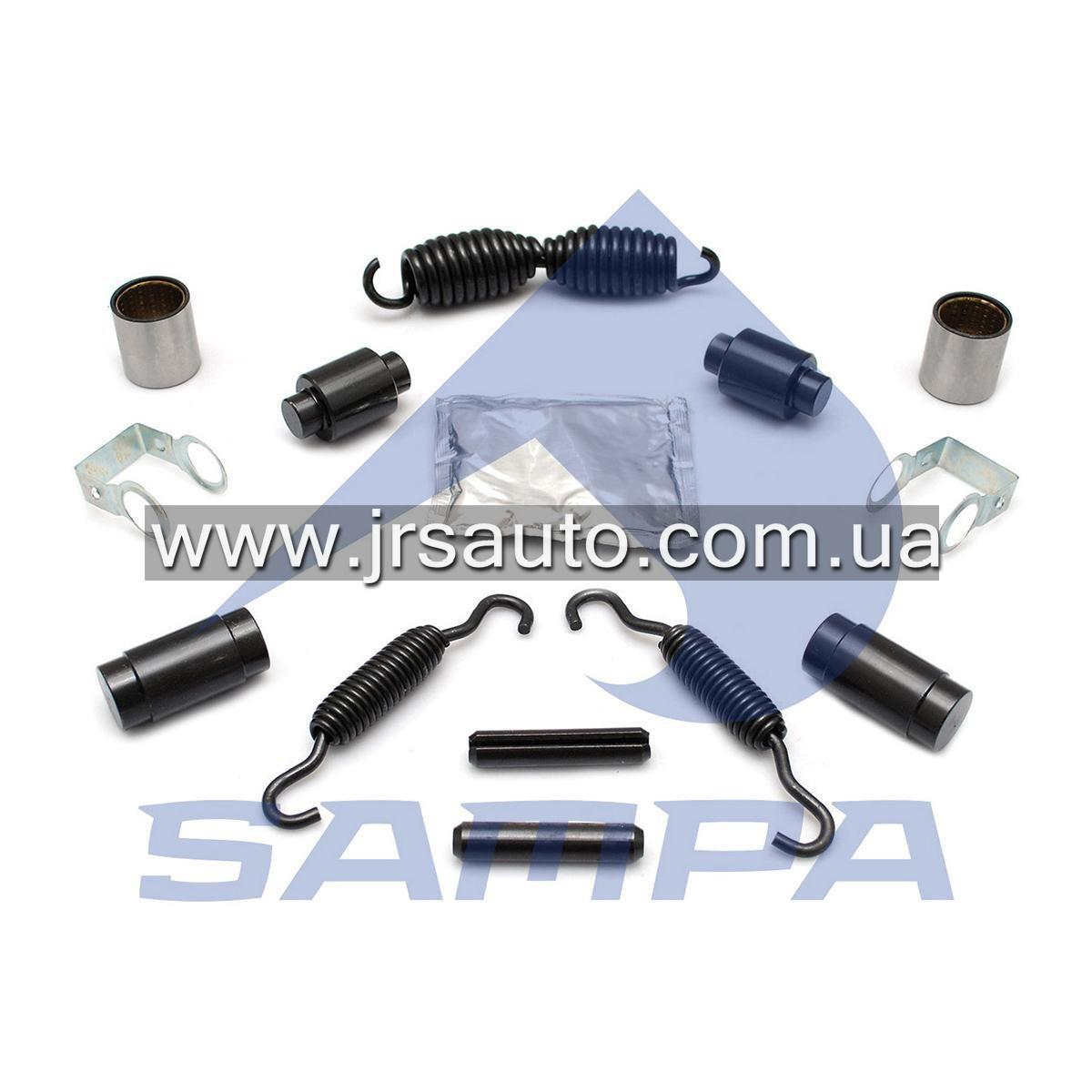 Ремкомплект колодки тормозной ROR ТЕ9000/9300,ТМ d19 d31,7x55,5 \AXL125 \ 085.511