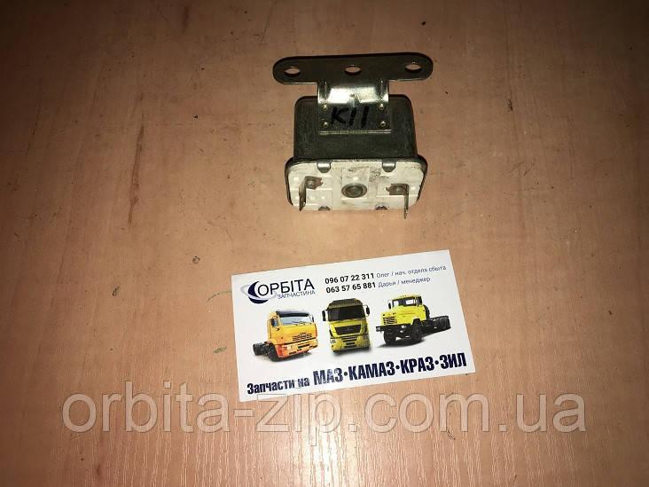 РС531 Реле зуммер стартера КАМАЗ,МАЗ,КРАЗ,УРАЛ,ПАЗ (24V) (Россия)