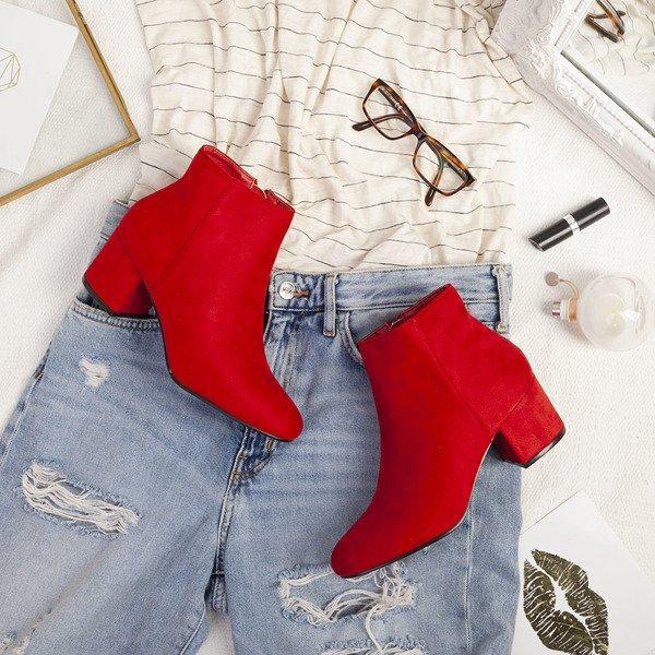 Женские ботинки Valda