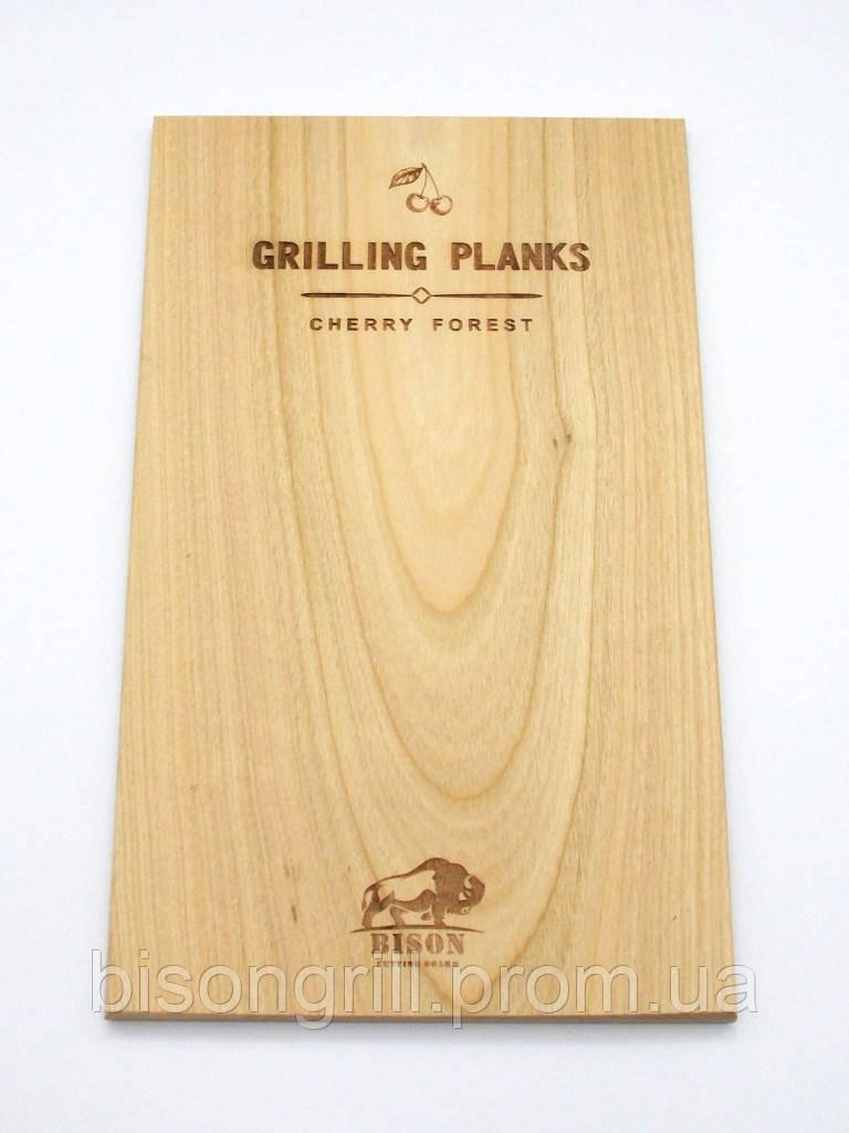 Планка для гриля из вишни (2 шт)  25х15 см