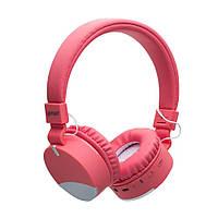 Блютуз Стерео Гарнитура Gorsun GS-E86 Цвет Розовый
