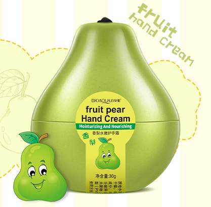 BIOAQUA Fruit Pear Hand Cream