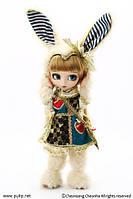 Кукла Пуллип Белый Кролик - Pullip Dolls Classical Alice White Rabbit