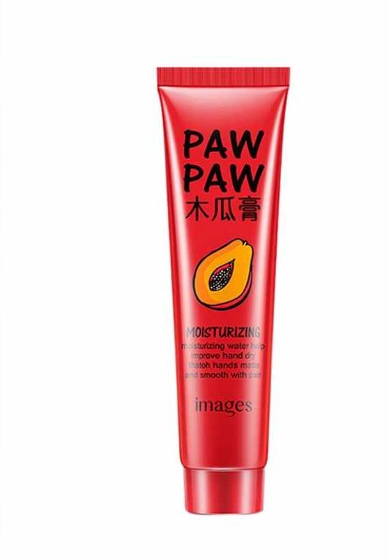 Увлажняющий крем-бальзам для рук с экстрактом папайи Images Paw Paw Hand Cream