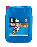 Моторное масло Delo GOLD ULTRA E 15W-40 20 л