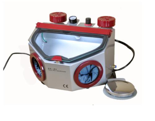 Пескоструйный аппарат зуботехнический АХ-В3