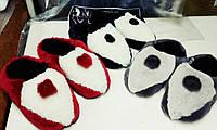Тапочки меховые мужские, женские, детские (опт, розница)