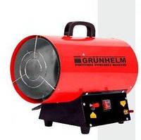 Газовый обогреватель Grunhelm GGH-15 (тепловая пушка)