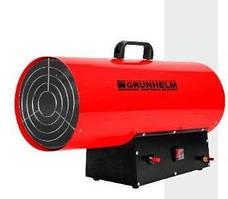 Газовый обогреватель Grunhelm GGH-50 (тепловая пушка)
