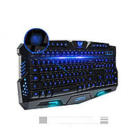 Клавиатура игровая c подсветкой LED Keyboard M200, фото 1