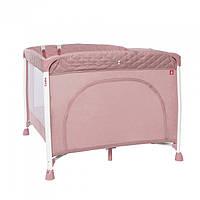 Манеж CARRELLO Cubo CRL-9205 Flamingo Pink