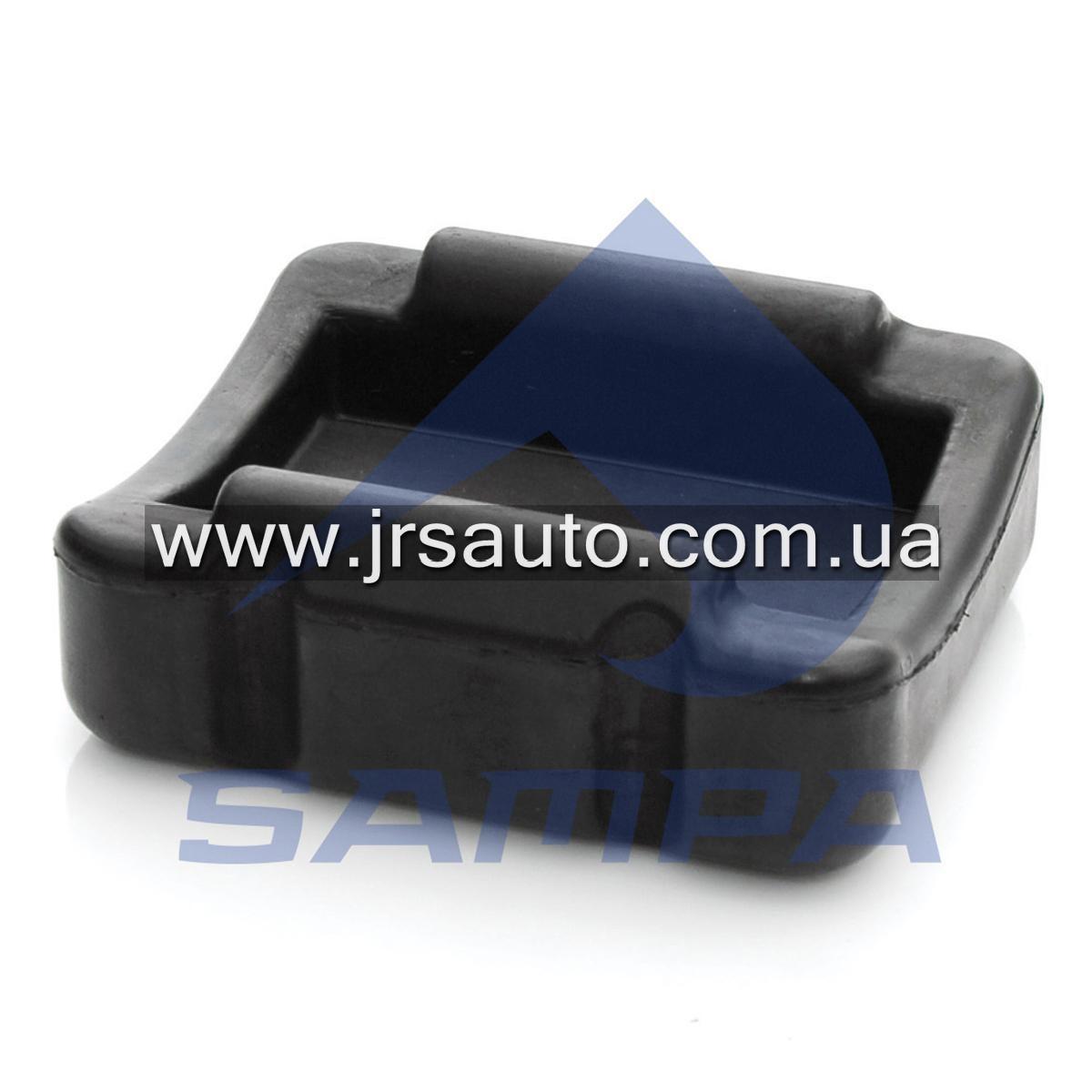 Подушка сцепного устройства JOST (161x177x65) \SK1259 \ 095.045