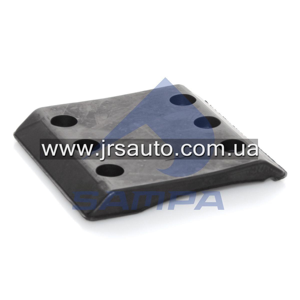 Подушка подвески седла низ JSK 37 A-B-C. SK 2105-25 \SK210525 \ 095.046