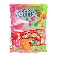 """Конфеты жевательные """"TOFFIX"""" Fruity Fudge 1 кг. ТМ Lord"""