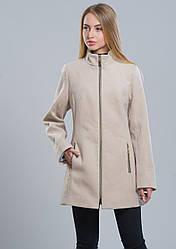Пальто женское №2 (бежевый)