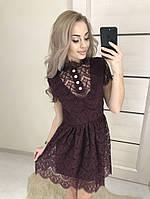 Гипюровое платье, фото 1