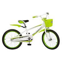 Велосипед Профи RB 20 дюймов зеленый Profi велосипед двухколесный