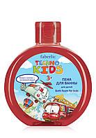 Отзывы (10 шт) о Faberlic Пена для ванны для детей TECHNO KIDS арт 2357