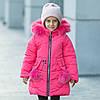 """Зимняя куртка для девочки """"Бубочка"""""""