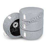 Набор 4 защитных чехла для автомобильных шин и колес Kegel-blazusiak 4 x Season размер L