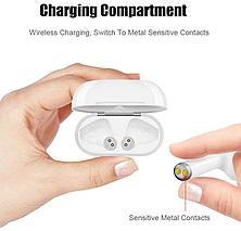 Беспроводные наушники Bluetooth AirPods i12 TWS V5.0, фото 2