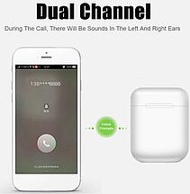 Беспроводные наушники Bluetooth AirPods i12 TWS V5.0, фото 3