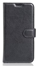 Чехол-книжка для Samsung Galaxy A5 A520 (2017) черный