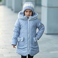 """Зимняя куртка для девочки """"Бонни"""", фото 1"""