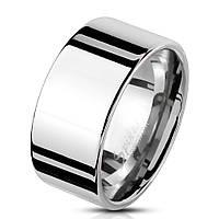 Мужское кольцо из стали Spikes M-M6542S, р. 17.3, 19, 20, 20.7, 21.5, 22.3