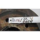 Диск гальмівний задній SUZUKI SX4 06-13, фото 2