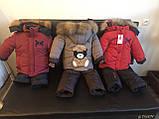 Зимняя теплая   куртка и полукомбинезон  для мальчика, фото 8