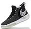 Баскетбольные кроссовки Nike AlphaDunk Pure Magic Black Grey, фото 2
