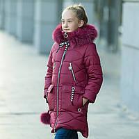 """Зимняя куртка для девочки """"Долли"""", фото 1"""