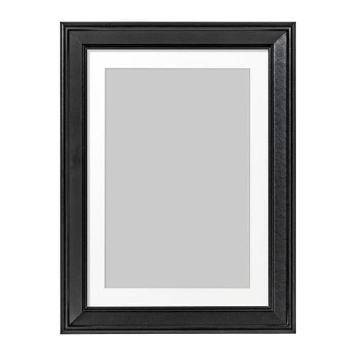 ИКЕА (IKEA) КНОППЭНГ, 103.871.24, Рама, черный, 13x18 см - ТОП ПРОДАЖ