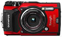 Фотоаппарат OLYMPUS TG-5 Red, фото 1