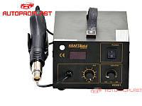 KRAFT&DELE KD851 (850BD). Сварочный аппарат (паяльная станция) для сварки пайки пластика бамперов автомобилей