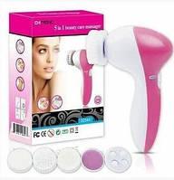 Массажер для лица Face Cleaner AE-8782C 4 в 1