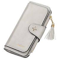 Женский кошелек, портмоне BaellerryN2341Grey