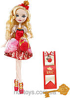 Кукла Ever After High Apple White Эвер Афтер Хай Эппл Уайт базовая перевыпуск