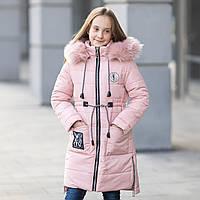 """Зимняя куртка для девочки """"Оливи"""", фото 1"""