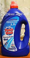 Гелеобразный стиральный порошок Power Wash gel 5,11л. Универсал.  Германия