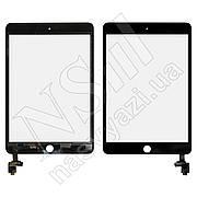 Тачскрин APPLE iPad Mini 3 с микросхемой черный Н/С