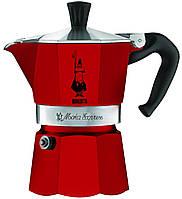 Гейзерная кофеварка BIALETTI Moka Express 3 TZ Red