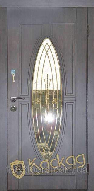 Входная дверь Каскад модель Лотос элит