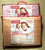Электропростынь YASAM, электро простынь, электрическая простынь с подогревом, 120х160 см