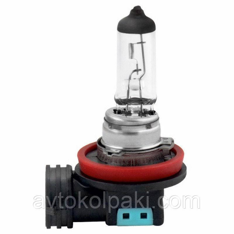 Галогенная авто лампа BREVIA H11 12V 55W PGJ19-2 Power +30% CP
