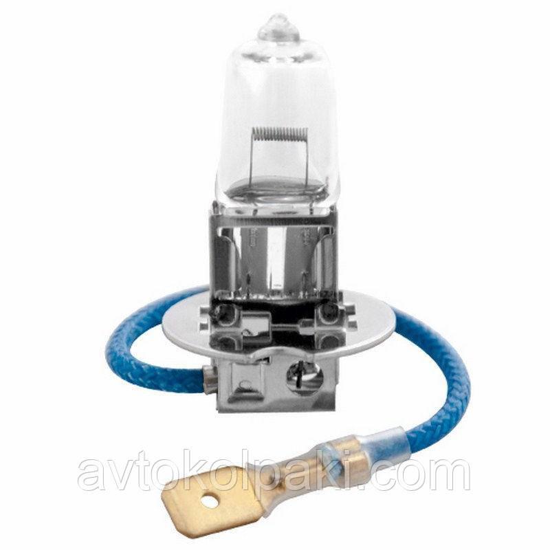 Галогенная авто лампа BREVIA H3 12V 55W PK22s Power +30% CP