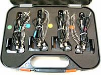 Набор электронных свингеров ССS02-4 на цепочке, в пластиковом жестком кейсе, фото 1